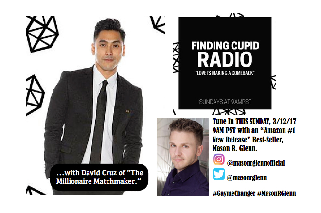 Mason and David Cruz, Finding Cupid