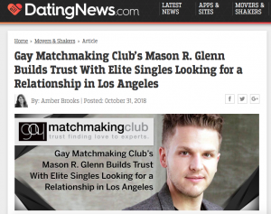 Los angeles gay matchmaking