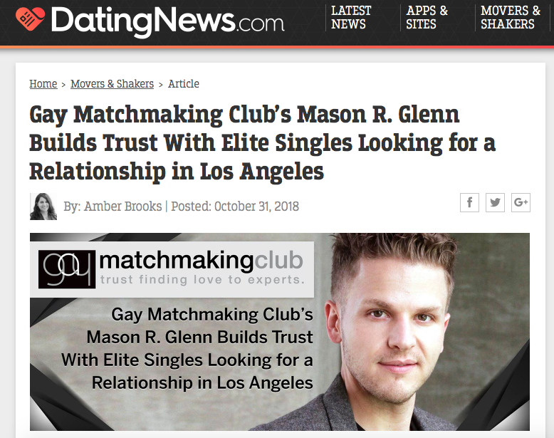 Mason Gay matchmaking Club